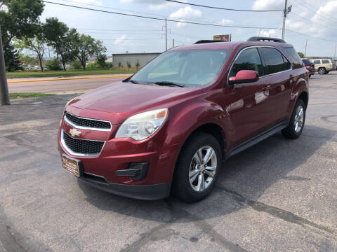 2011 Chevrolet Equinox for sale at MG Auto Sales in Sioux City IA