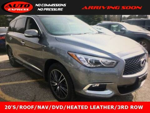 2017 Infiniti QX60 for sale at Auto Express in Lafayette IN