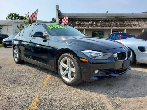 2015 BMW 3 Series for sale at Knights Autoworks in Marinette WI