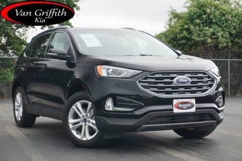 2020 Ford Edge for sale at Van Griffith Kia Granbury in Granbury TX