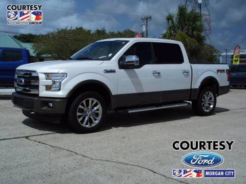 2017 Ford F-150 for sale at Courtesy Toyota & Ford in Morgan City LA