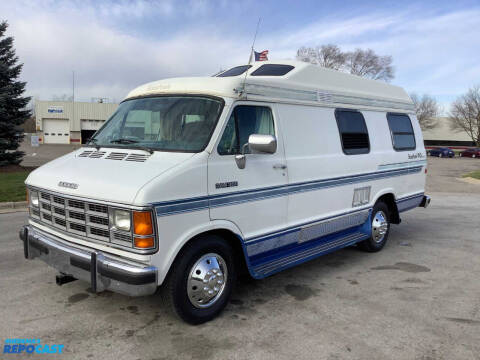 1993 Dodge B350 Roadtrek Popular 190 for sale at D & L Auto Sales in Wayland MI