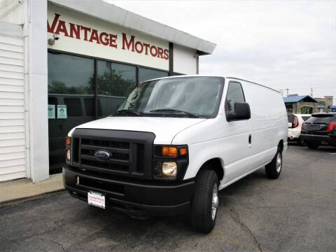 2013 Ford E-Series Cargo for sale at Vantage Motors LLC in Raytown MO
