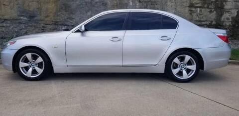 2007 BMW 5 Series for sale at Music City Rides in Nashville TN