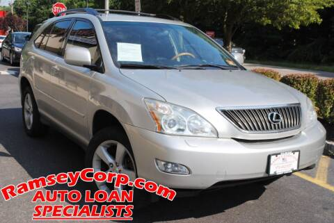 2004 Lexus RX 330 for sale at Ramsey Corp. in West Milford NJ