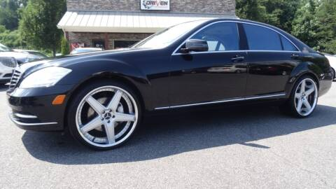 2010 Mercedes-Benz S-Class for sale at Driven Pre-Owned in Lenoir NC