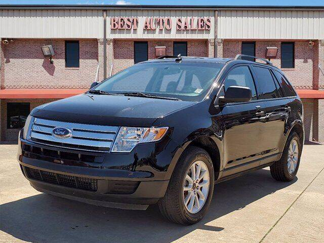 2008 Ford Edge for sale at Best Auto Sales LLC in Auburn AL