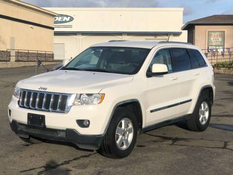 2011 Jeep Grand Cherokee for sale at Deruelle's Auto Sales in Shingle Springs CA
