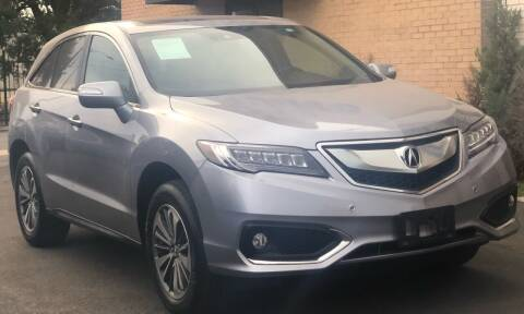 2016 Acura RDX for sale at Auto Imports in Houston TX
