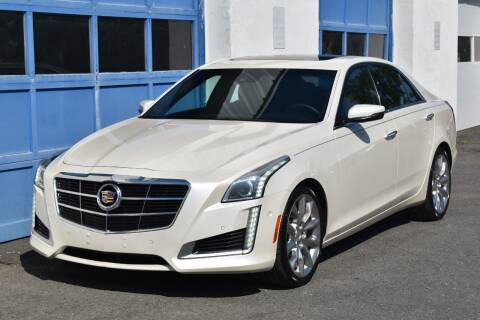 2014 Cadillac CTS for sale at IdealCarsUSA.com in East Windsor NJ