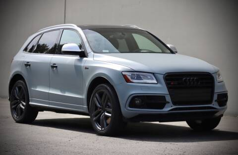 2015 Audi SQ5 for sale at MS Motors in Portland OR
