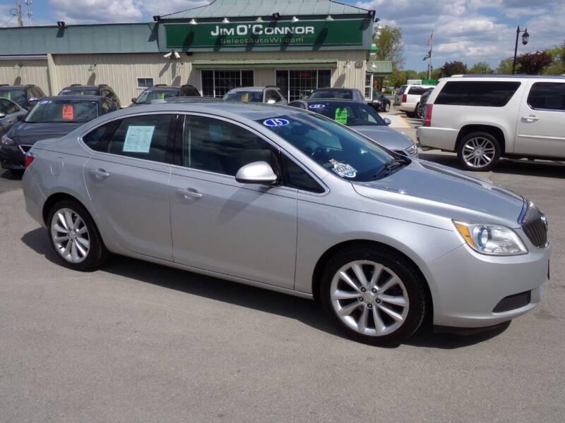 2015 Buick Verano for sale at Jim O'Connor Select Auto in Oconomowoc WI