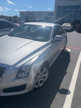 2014 Cadillac ATS for sale at The Car Guy powered by Landers CDJR in Little Rock AR