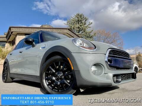2016 MINI Hardtop 4 Door for sale at TJ Chapman Auto in Salt Lake City UT