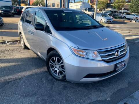 2011 Honda Odyssey for sale at Excellence Auto Trade 1 Corp in Brooklyn NY