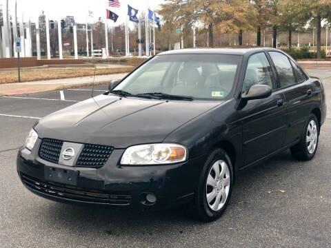 2006 Nissan Sentra for sale at Supreme Auto Sales in Chesapeake VA