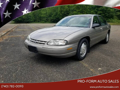 1998 Chevrolet Lumina for sale at Pro-Form Auto Sales in Belmont OH
