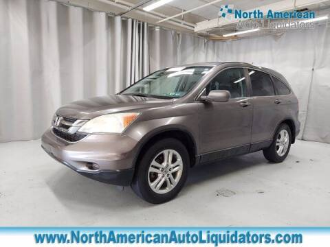 2010 Honda CR-V for sale at North American Auto Liquidators in Essington PA
