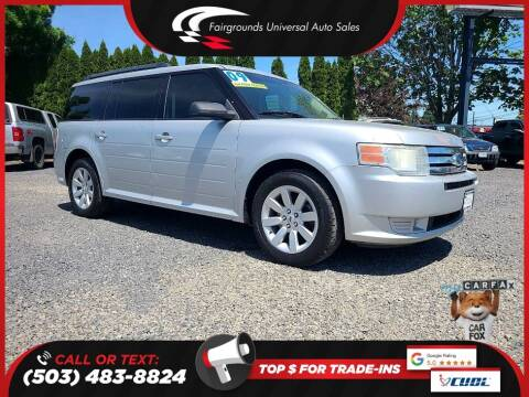 2009 Ford Flex for sale at Universal Auto Sales in Salem OR