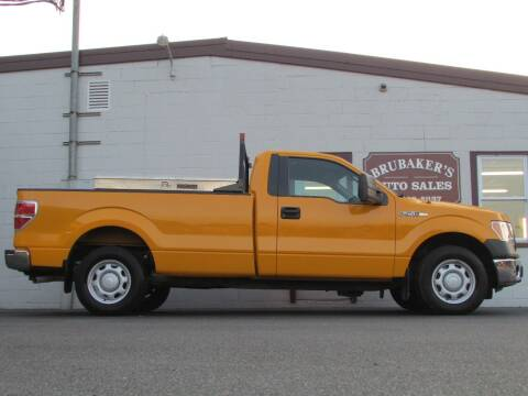 2010 Ford F-150 for sale at Brubakers Auto Sales in Myerstown PA