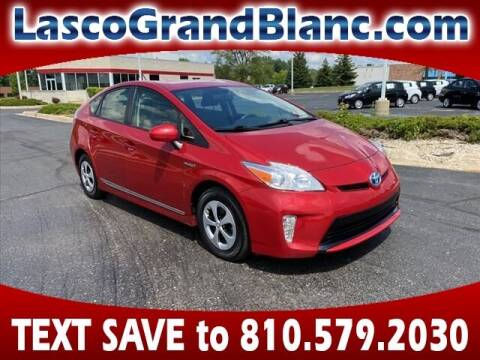 2013 Toyota Prius for sale at Lasco of Grand Blanc in Grand Blanc MI