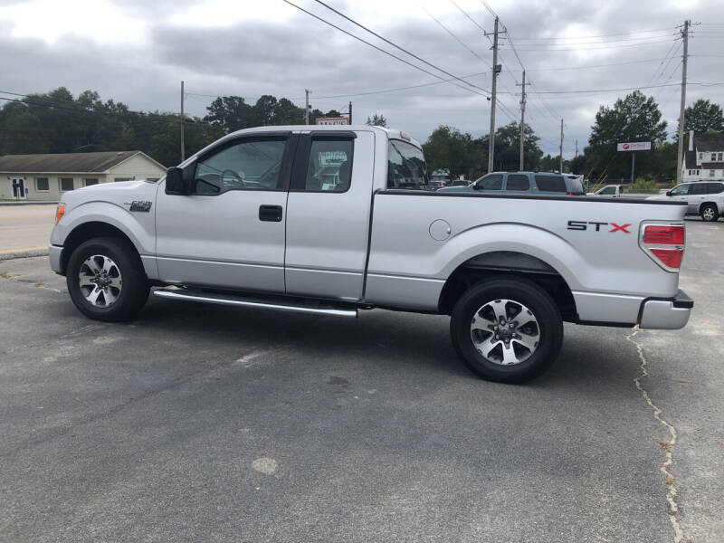 2013 Ford F-150 for sale at Mac's Auto Sales in Camden SC
