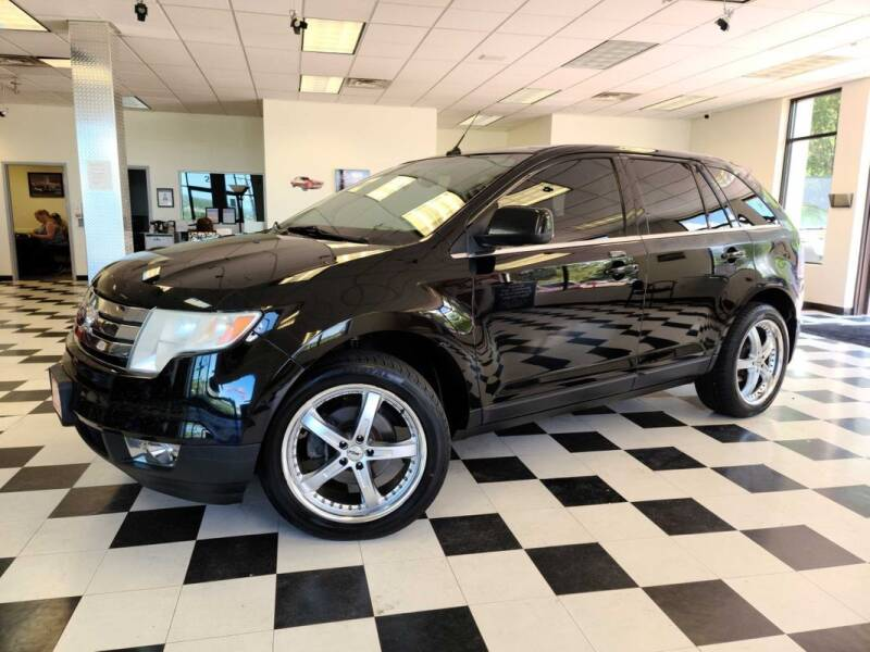 2008 Ford Edge for sale at Cool Rides of Colorado Springs in Colorado Springs CO