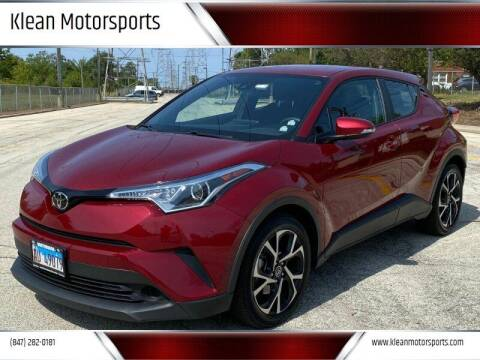 2018 Toyota C-HR for sale at Klean Motorsports in Skokie IL