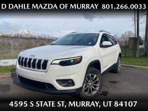 2019 Jeep Cherokee for sale at D DAHLE MAZDA OF MURRAY in Salt Lake City UT