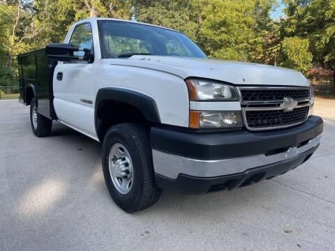 2006 Chevrolet Silverado 2500HD for sale at Thornhill Motor Company in Lake Worth TX
