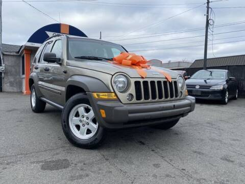 2007 Jeep Liberty for sale at OTOCITY in Totowa NJ