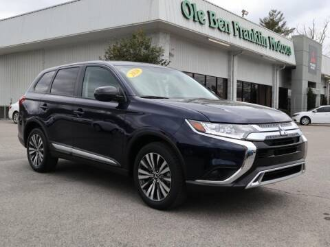 2020 Mitsubishi Outlander for sale at Ole Ben Franklin Mitsbishi in Oak Ridge TN