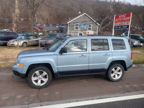 2013 Jeep Patriot for sale at Korz Auto Farm in Kansas City KS