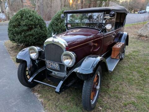 1926 Chrysler Model 58 for sale at CARuso Classic Cars in Tampa FL