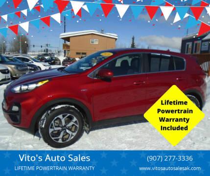 2020 Kia Sportage for sale at Vito's Auto Sales in Anchorage AK