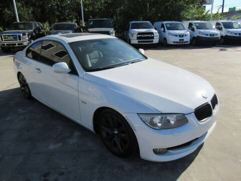 2013 BMW 3 Series for sale at Lone Star Auto Center in Spring TX
