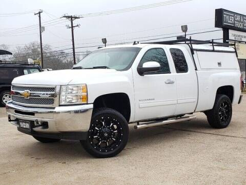 2013 Chevrolet Silverado 1500 for sale at Tyler Car  & Truck Center in Tyler TX