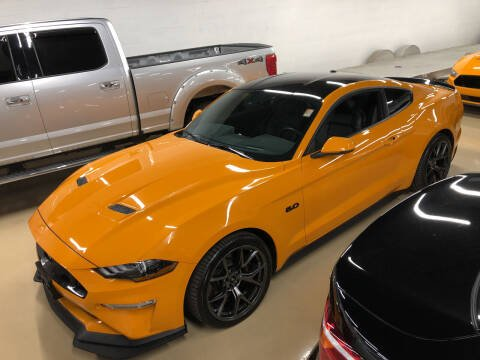 2019 Ford Mustang for sale at Fox Valley Motorworks in Lake In The Hills IL