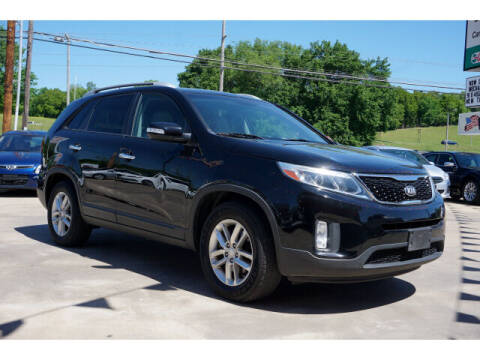 2014 Kia Sorento for sale at Sand Springs Auto Source in Sand Springs OK