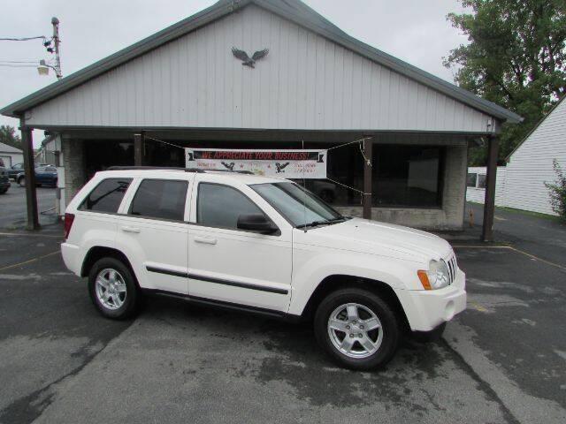 2007 Jeep Grand Cherokee for sale at Eagle Auto Center in Seneca Falls NY