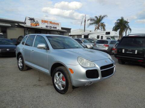 2004 Porsche Cayenne for sale at DMC Motors of Florida in Orlando FL