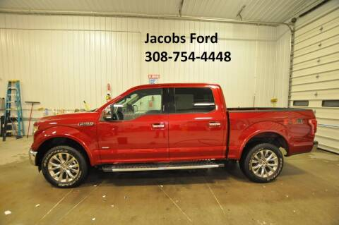 2017 Ford F-150 for sale at Jacobs Ford in Saint Paul NE