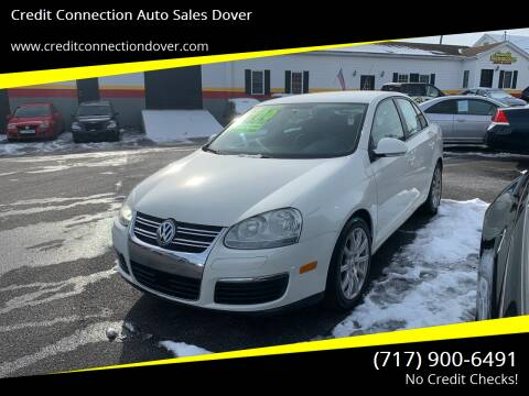 2008 Volkswagen Jetta for sale at Credit Connection Auto Sales Dover in Dover PA