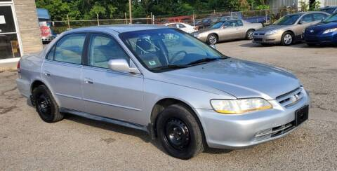 2002 Honda Accord for sale at Nile Auto in Columbus OH