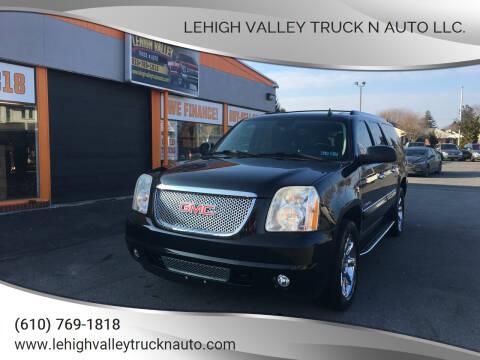 2007 GMC Yukon XL for sale at Lehigh Valley Truck n Auto LLC. in Schnecksville PA
