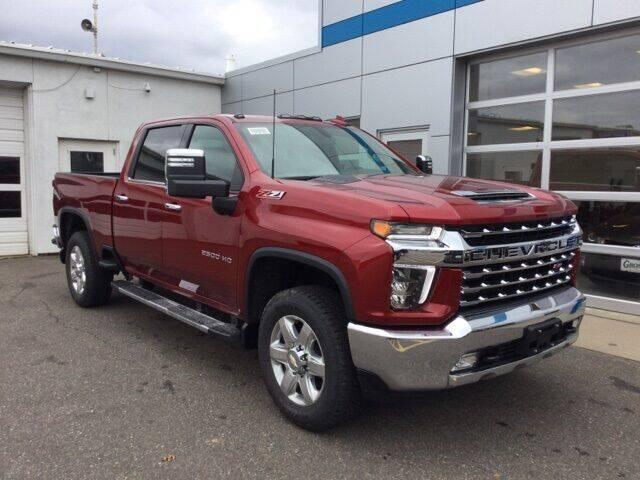 2022 Chevrolet Silverado 2500HD for sale in Neillsville, WI
