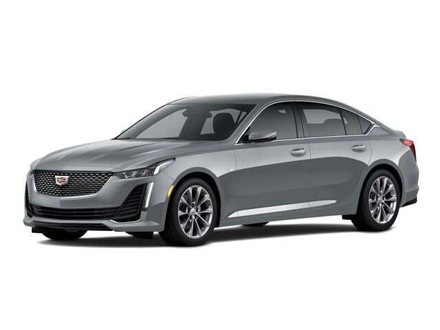2020 Cadillac CT5 for sale at West Motor Company in Hyde Park UT