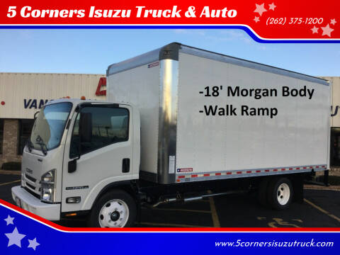 2020 Isuzu NPR-HD for sale at 5 Corners Isuzu Truck & Auto in Cedarburg WI