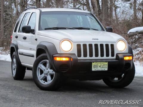 2002 Jeep Liberty for sale at Isuzu Classic in Cream Ridge NJ