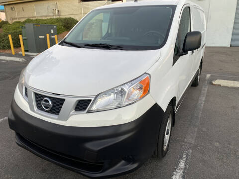 2016 Nissan NV200 for sale at Cars4U in Escondido CA